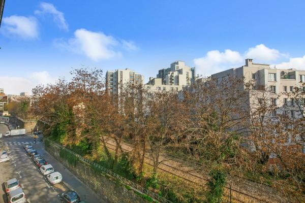 Appartement (1 pièce) à Paris 20ème (75020) - 950 € /mois - 21, - Paris 20ème (75020)-8