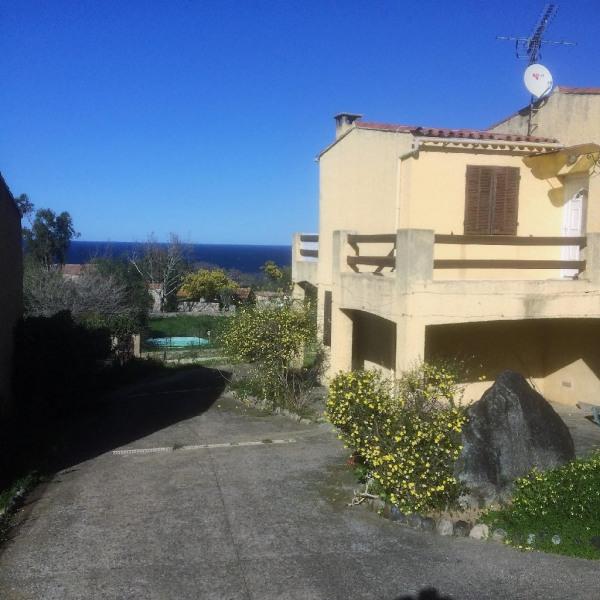 Appartement pour 4 pers., L'Île-Rousse