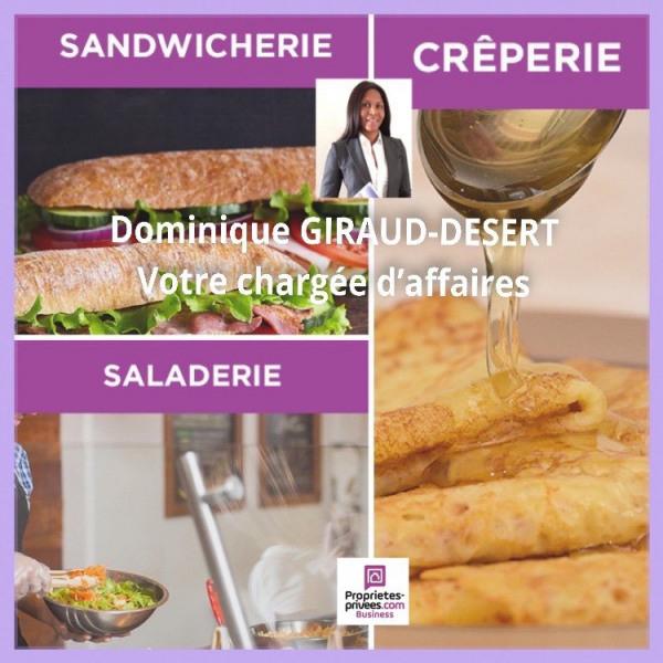 Fonds de Commerce Restaurant Paris 8ème