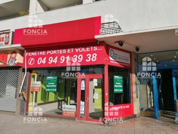 Vente Local commercial Toulon