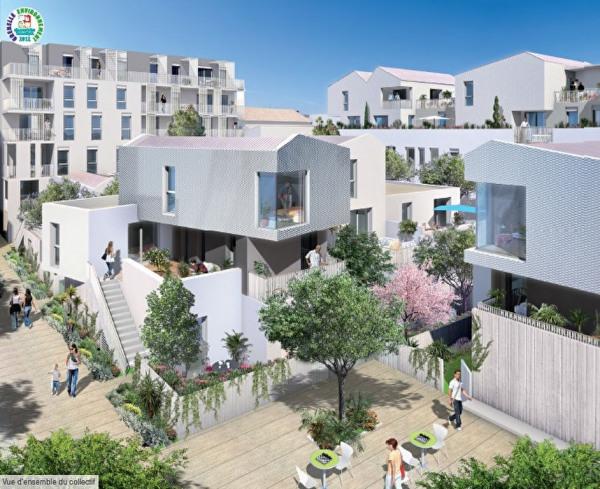 Appartement 2 pièce (s) 41.85 m² - Montpellier (34000)-1