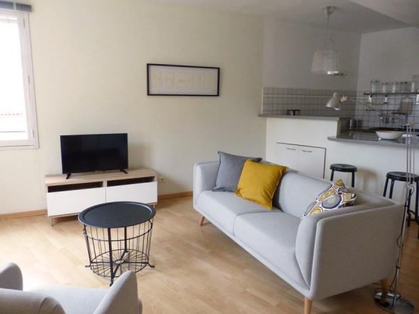 Appartement meublé 2 pièces 54m² Bordeaux centre - Bordeaux (33000)-2