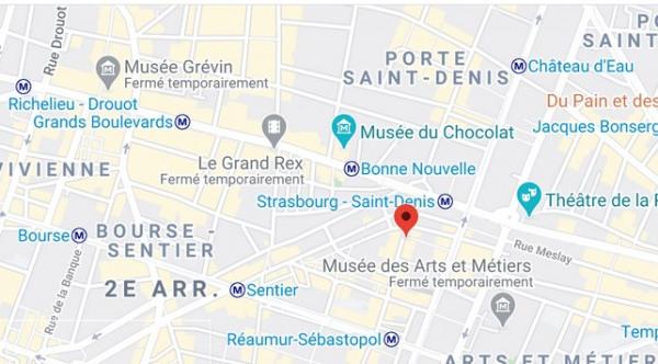 Vente Local d'activités / Entrepôt Paris 2ème