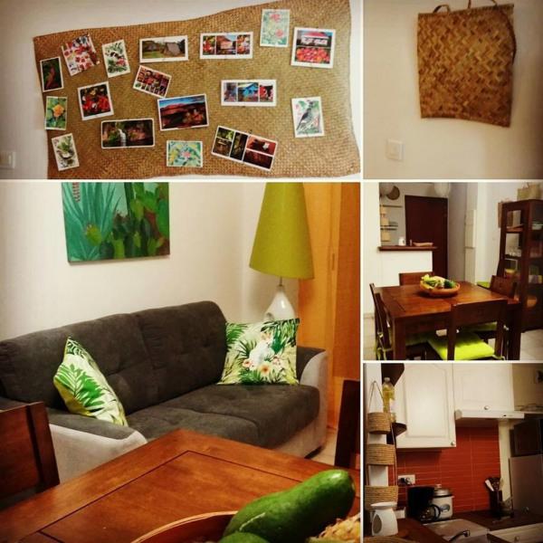 Appartement pour 3 pers. avec internet, Saint-Denis