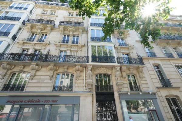 Appartement 4 pièces - Paris 7ème (75007)-1