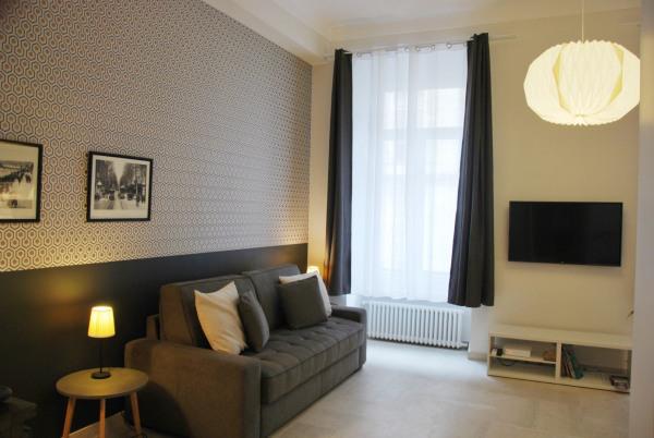 Appartement de 28m² dans le coeur de Nice - Nice (06000)-9