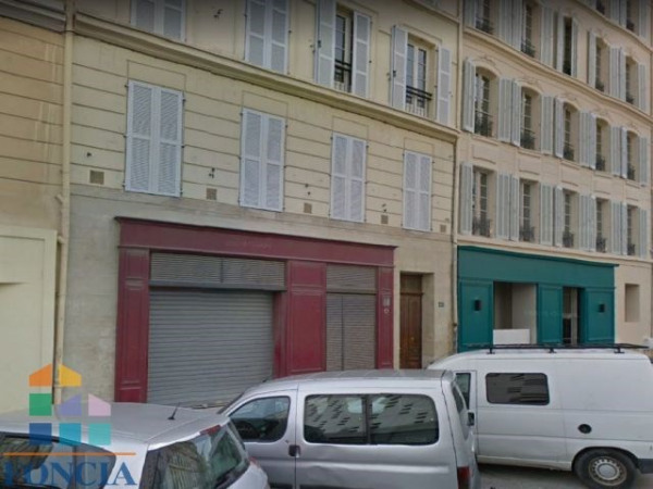 Location Local commercial Marseille 2ème