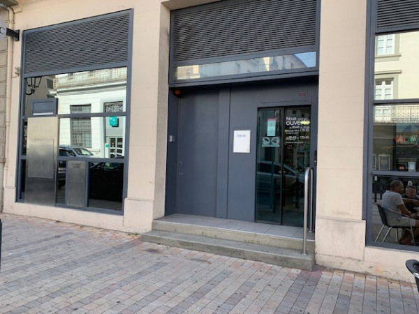 Location Local commercial Mazamet