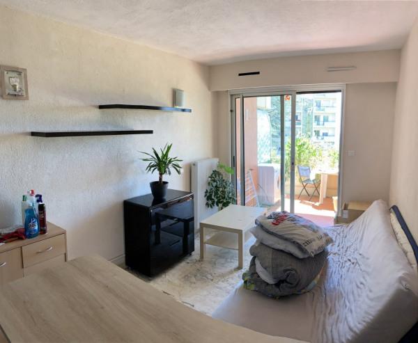 Nice - FABRON - Studio meublé 22m² avec terrasse - Nice (06000)-4