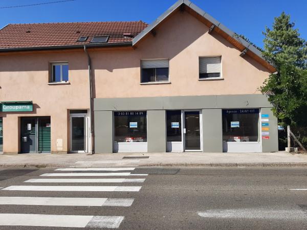 Espaces de bureaux à louer St Vit 114 m² - St Vit (25410)-2