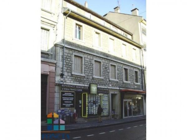 Location Local commercial Bellegarde-sur-Valserine
