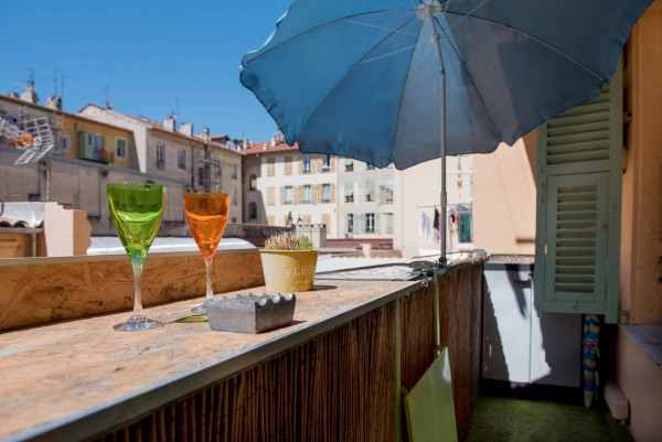 Location etudiante - port de nice - Nice (06300)-1