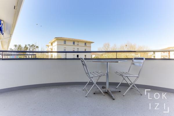 Appartement meublé 2 pièces Bordeaux Caudéran terrasse pkg - Bordeaux (33000)-10