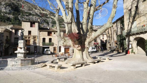 Local commercial à louer Saint guilhem le desert - St Guilhem le Desert (34150)-12