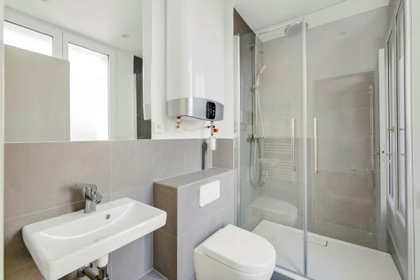 Appartement (1 pièce) à Paris 20ème (75020) - 950 € /mois - 21, - Paris 20ème (75020)-7