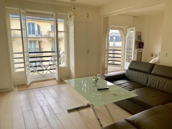 Location meublée, BALCONS - Paris 17ème (75017)-2