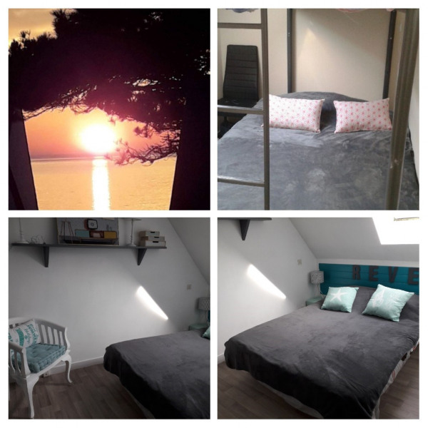 Location vacances Saint-Gildas-de-Rhuys -  Appartement - 5 personnes - Jardin - Photo N° 1