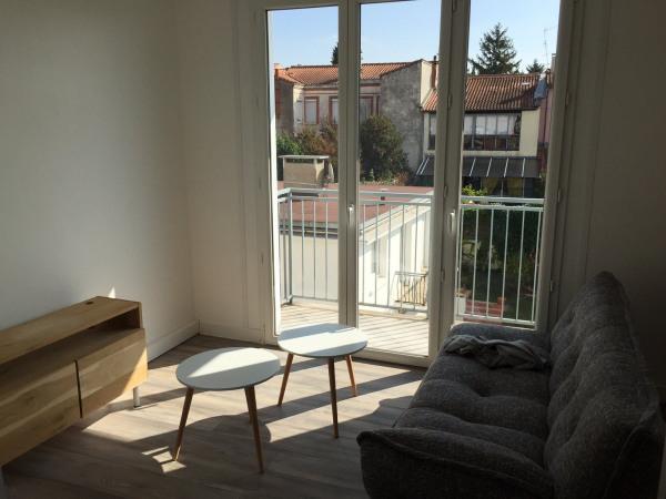 Côte Pavée, T1Bis meublé avec cave et Parking - Toulouse (31000)-3