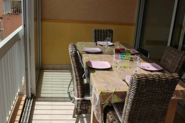 Nice pessicart 4 pièces vide piscine et garage - Nice (06000)-18
