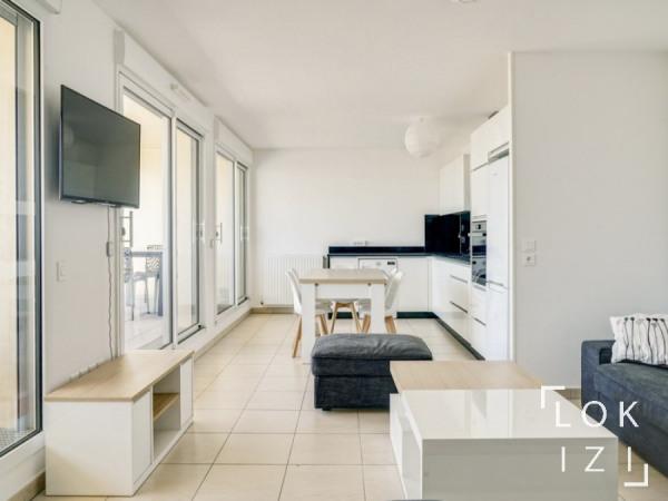 Appartement 4 pièces meublé piscine parking Bordeaux Chartrons - Bordeaux (33000)-7