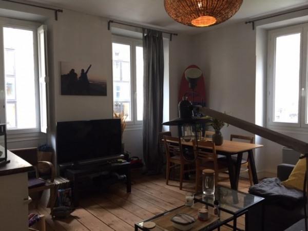 Bordeaux plein centre T2 1er étage - Bordeaux (33000)-2