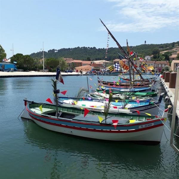 Le port de St Mandrier