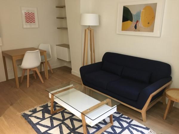 Appartement meublé 2 pièces dans le Marais - Paris 4ème (75004)-1