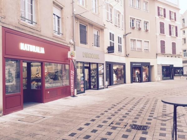 Location Boutique Thionville