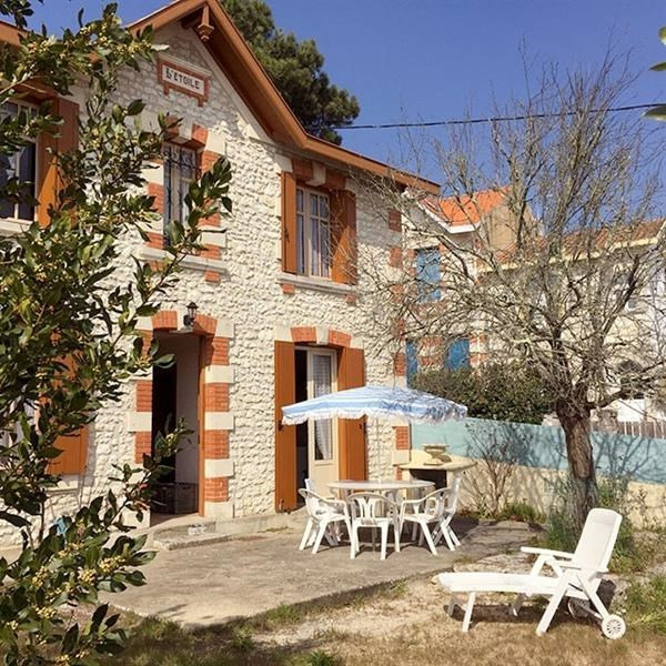 Location vacances Saint-Palais-sur-Mer -  Maison - 5 personnes - Cheminée - Photo N° 1