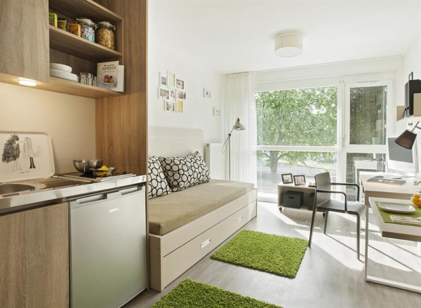 Location appartement 18m mulhouse haut rhin de particuliers et professionnels de l 39 immobilier - Appartement meuble mulhouse ...