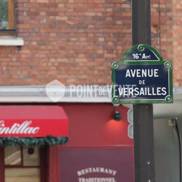 Fonds de Commerce Restaurant Paris 16ème
