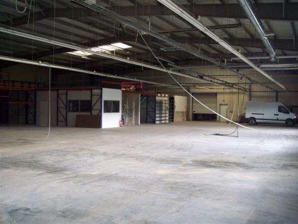 Location Local d'activités / Entrepôt Meaux