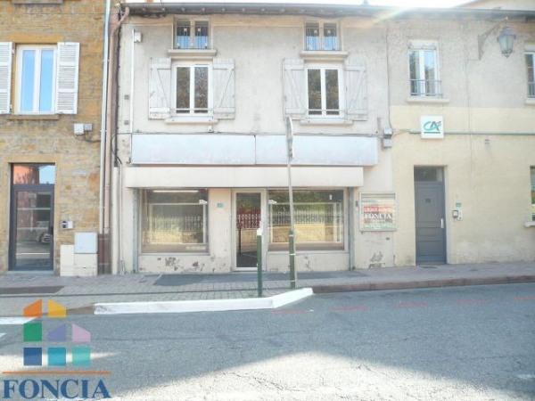 Location Local commercial Lozanne
