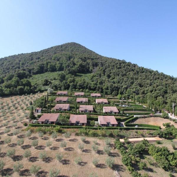 Vos vacances en Corse 2018 au prix 2017 à partir de 500 euros/semaines - Mini- villas pour 7/8 personnes dans un cadre