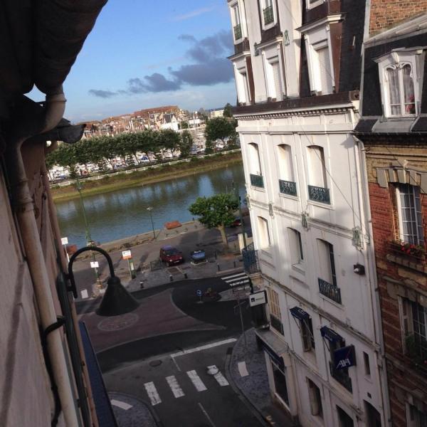 Ferienwohnungen Trouville-sur-mer - Wohnung - 4 Personen - Fernseher - Foto Nr. 1