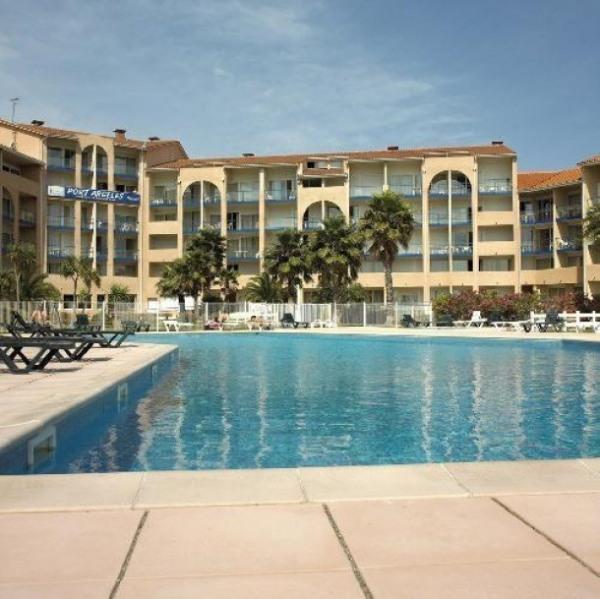 Location vacances Argelès-sur-mer -  Appartement - 6 personnes - Jeux d'extérieurs - Photo N° 1