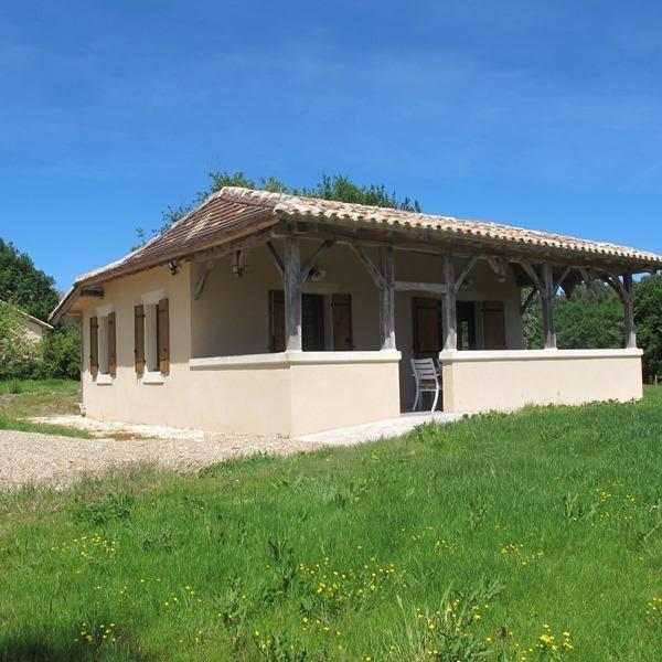 Location vacances Échourgnac -  Maison - 4 personnes - Barbecue - Photo N° 1