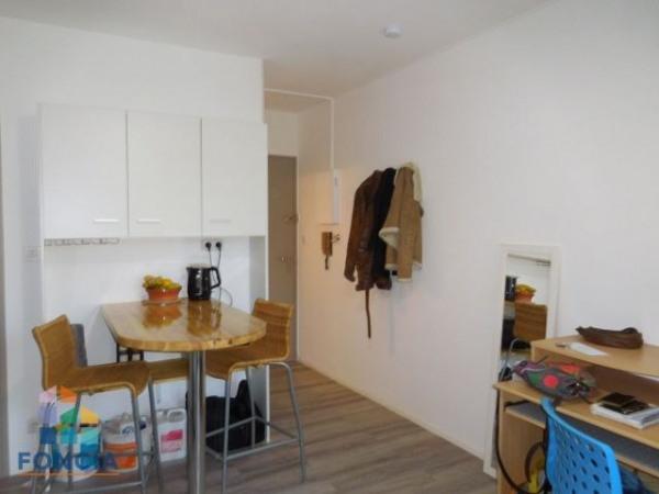 Saint AGNE Appartement meublé 1 pièce 19,11 m² - Toulouse (31400)-2