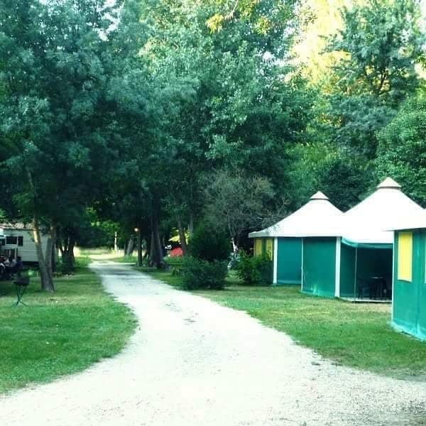 Location vacances Bourg-Saint-Andéol -  Camping - 5 personnes - Barbecue - Photo N° 1