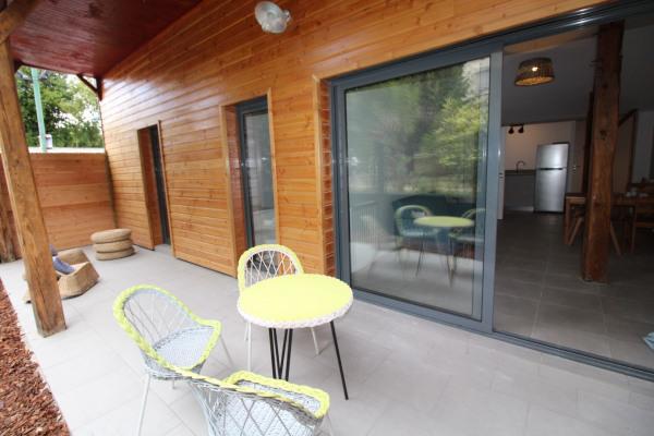 Bordeaux bar. Judaïque - T3 meublé neuf 65 m² terrasse 18 m² - Bordeaux (33000)-8
