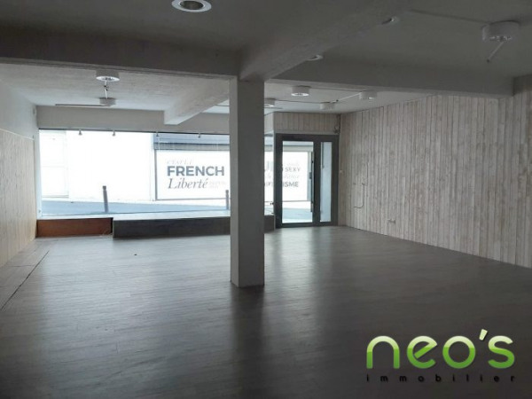 Vente Local commercial Cholet
