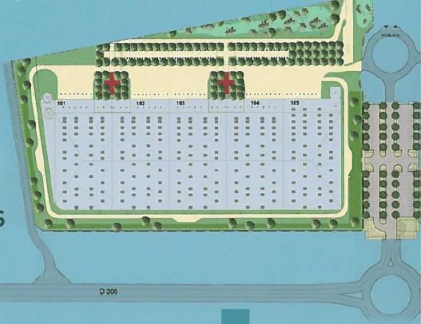 Location Local d'activités / Entrepôt Louailles