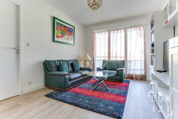 Appartement meublé 2 pièces Bordeaux Caudéran terrasse pkg - Bordeaux (33000)-6