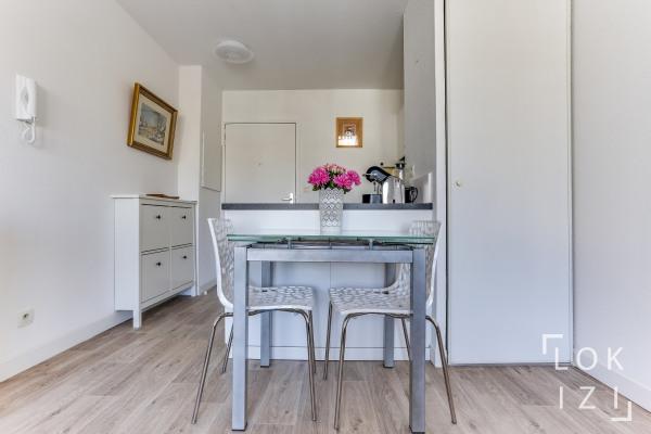 Appartement meublé 2 pièces Bordeaux Caudéran terrasse pkg - Bordeaux (33000)-3