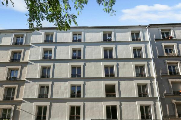 Appartement (1 pièce) à Paris 20ème (75020) - 950 € /mois - 21, - Paris 20ème (75020)-9