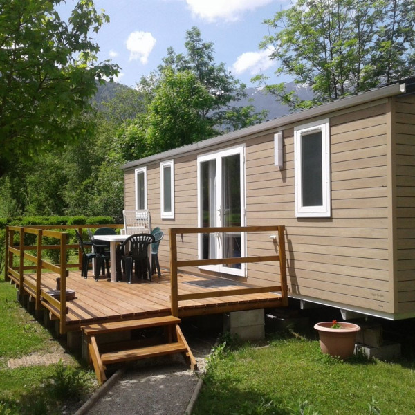 mobilhomes Belledonnes 3 chambres