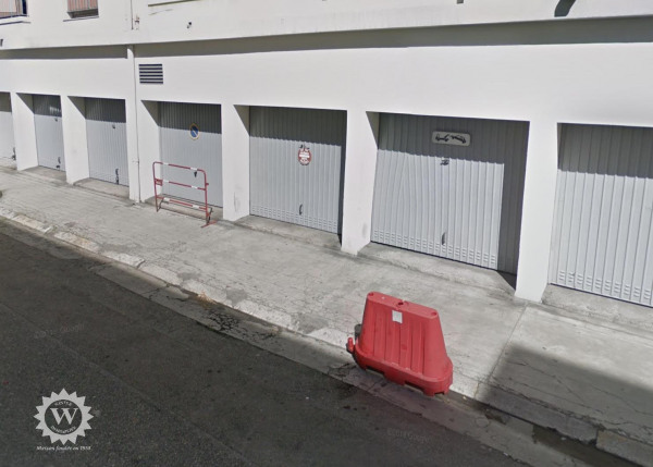Nice Fleurs (Potiers) - Garage en de plain pied - Nice (06000)-1