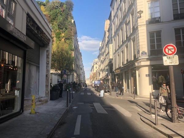 Vente Boutique Paris 2ème