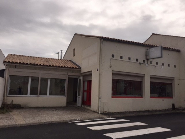 Vente Local commercial Vandré