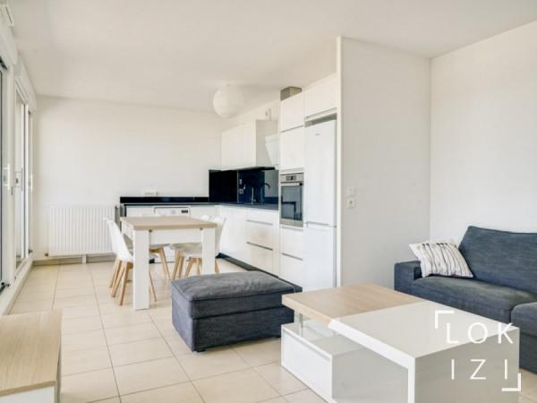 Appartement 4 pièces meublé piscine parking Bordeaux Chartrons - Bordeaux (33000)-2